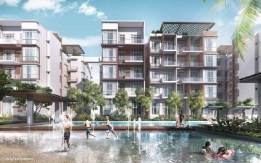 Waterfront At Faber - artist impression 5